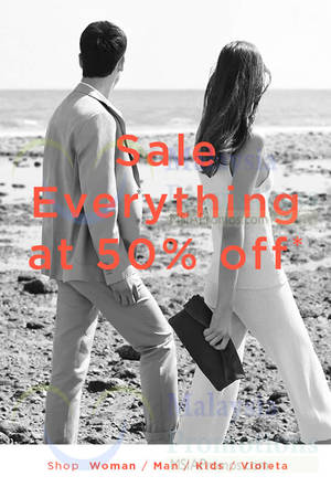 Featured image for Mango 50% OFF Everything 18 Jun 2015