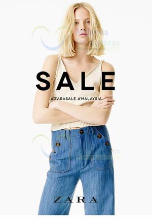 Featured image for Zara Malaysia SALE 25 Jun 2015