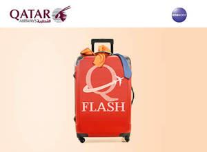 Featured image for Qatar Airways fr RM2424 Flash Sale Fares 15 – 17 Sep 2015