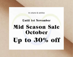 Featured image for Mango Sale Up To 30% Off 17 Oct – 1 Nov 2015