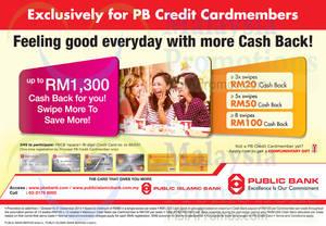 Featured image for Public Bank Cashback Promotion 2 Oct – 31 Dec 2015