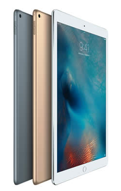 Featured image for Apple iPad Pro Available For Online Order From 11 Nov 2015