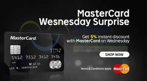 Featured image for Rakuten Malaysia 5% OFF (NO Min Spend) Mastercard Promo 30 Dec 2015