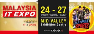 Featured image for Malaysia IT Fair @ Mid Valley Exhibition Centre 24 – 27 Dec 2015