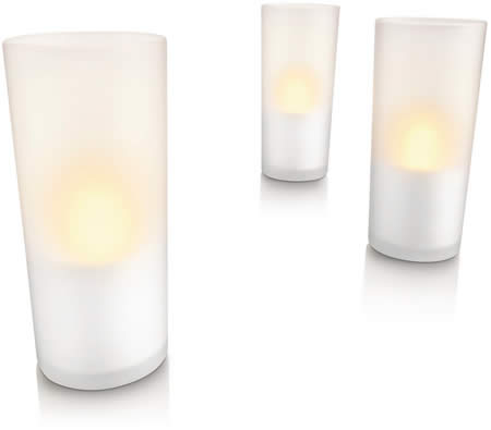 Philips 55 Off Imageo Rechargeable Led Candle Lights 24hr