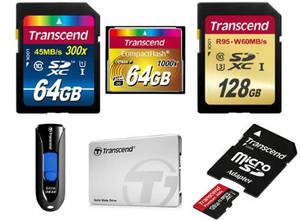 Featured image for Transcend Up to 70% Off Memory Products 24hr Promo 30 – 31 Dec 2015