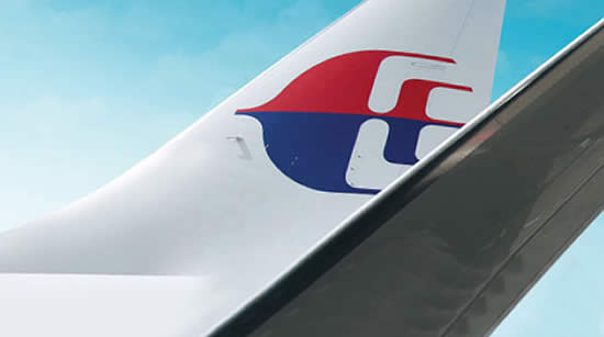 Malaysia Airlines 11 Jan 2016