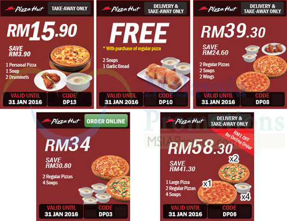 Pizza hut coupons delivery nz