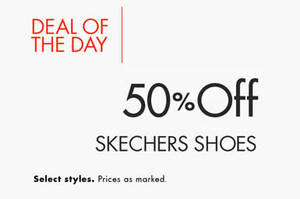 skechers sales promotions