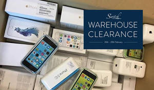 Featured image for Switch (Apple Premium Reseller) Warehouse Clearance @ Queensbay Mall 26 – 28 Feb 2016