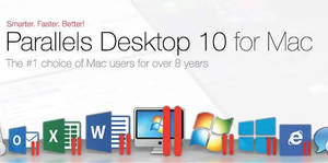 Featured image for Parallels Desktop $10 Off Promo Coupon Code 31 Mar – 1 Apr 2016