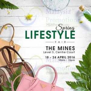 Featured image for Celebrity Wearhouz Designer Handbags Sale @ The Mines 18 – 24 Apr 2016