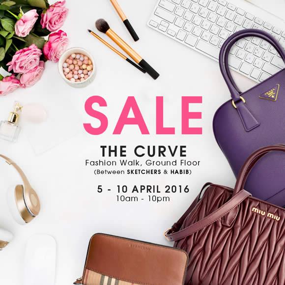 cabc24270d Celebrity Wearhouz Designer Handbags Sale @ The Curve 5 – 10 Apr 2016