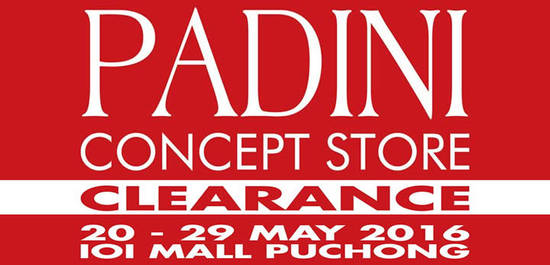 Padini Feat 19 May 2016
