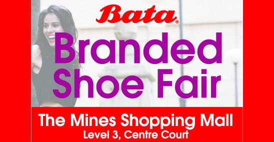 BATA Branded Shoe Feat 23 Jul 2016