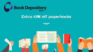 Featured image for The Book Depository 10% Off Paperback Books Coupon Code from 1 – 2 Jul 2016