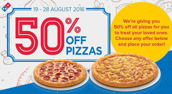 Dominos Pizza Feat 24 Aug 2016