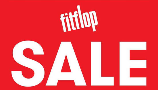 FitFlop Biggest Ever Feat 19 Aug 2016