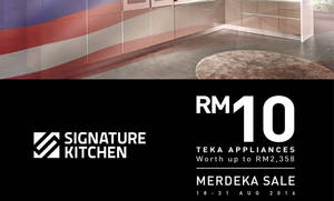 List of Signature Kitchen related Sales