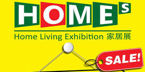 Featured image for Home Living Exhibition (HOMEs) at MID VALLEY Exhibition Centre from 7 – 9 Oct 2016