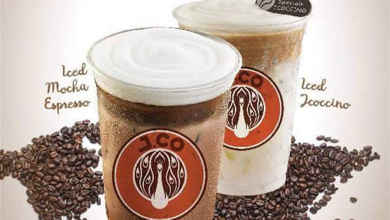 J.CO Donuts Coffee Feat 29 Sep 2016