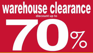 Featured image for Jetz: Esprit & Melissa Shoes Warehouse Clearance at Hotel Sri Petaling from 10 – 18 Sep 2016