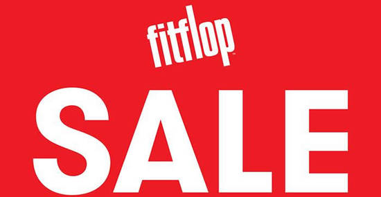 FitFlop Warehouse Sale Feat 29 Oct 2016