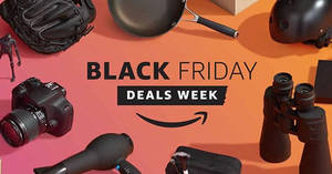 Featured image for Amazon Black Friday Deals Week: Featured Hot Deals & Offers from 20 – 26 Nov 2016