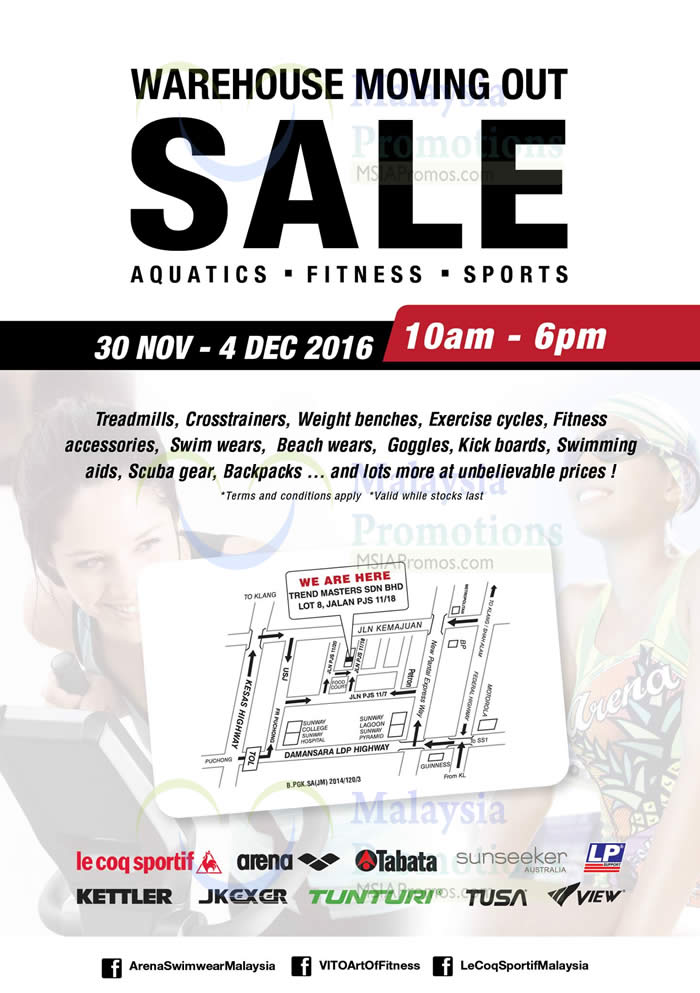 1a331930b688 Arena warehouse sale at bandar sunway from nov dec jpg 700x993 Sale  malaysia 2016