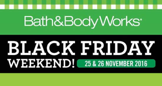 Bath Body Works Feat 25 Nov 2016
