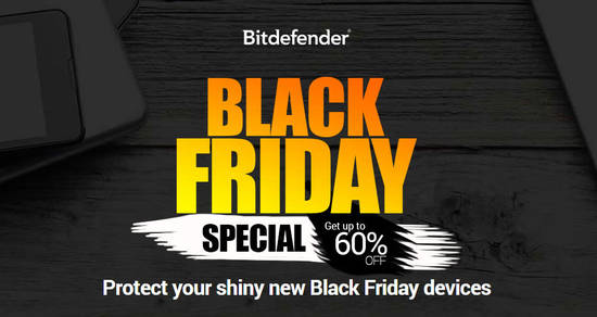 Featured image for Bitdefender throws up to 60% off Black Friday & Cyber Monday promo from 24 Nov - 5 Dec 2016