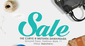 Featured image for Celebrity Wearhouz Designer Handbags Sale Up to 60% Off at The Curve, Mutiara Damansara from 15 – 20 Nov 2016