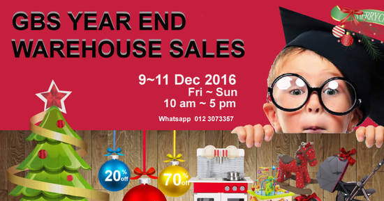 GBS Branded Toys Feat 22 Nov 2016