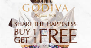 Featured image for Godiva: Buy 1 Get 1 FREE Soft Serve Ice Cream Deal from 8 Nov 2016