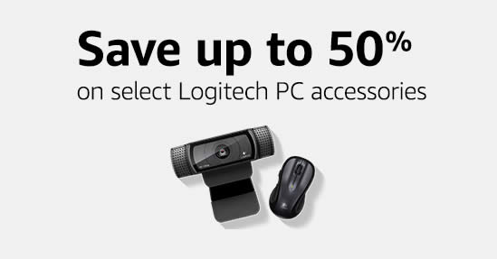 Logitech PC accessories Feat 20 Nov 2016