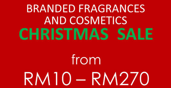 Featured image for Luxasia one-day branded fragrances & cosmetics sale at Mid Valley City KL on 30 Nov 2016