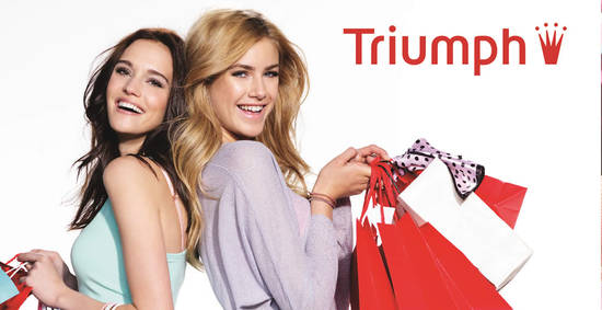 Triumph Lingerie 19 Nov 2016