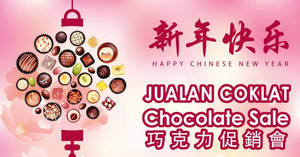 Featured image for Beryl's chocolate warehouse sale at Seri Kembangan & Bangi from 6 – 25 Jan 2017