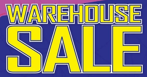 Karangkraf Warehouse Sale feat 7 Dec 2016