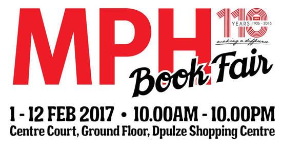 MPH Book Fair feat 1 Feb 2017