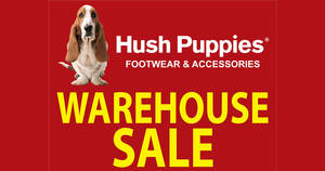 Hush Puppies warehouse sale at Shah Alam offers up to 80% off discounts  from 9 – 12 Mar 2017 ab080b79cd
