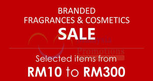 Featured image for Luxasia branded fragrances & cosmetics sale at Mid Valley City KL from 14 – 17 Mar 2017