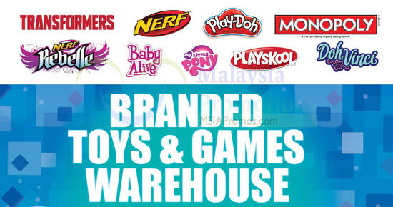 Branded Toys Games 19 Apr 2017