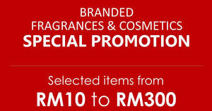 Featured image for Luxasia branded fragrances & cosmetics promotion at Metrojaya Mid Valley from 19 – 21 Apr 2017