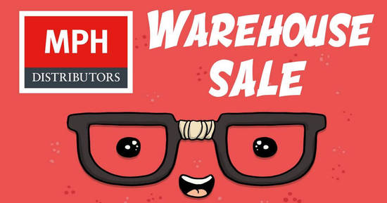 MPH Distributors Warehouse feat 6 Apr 2017