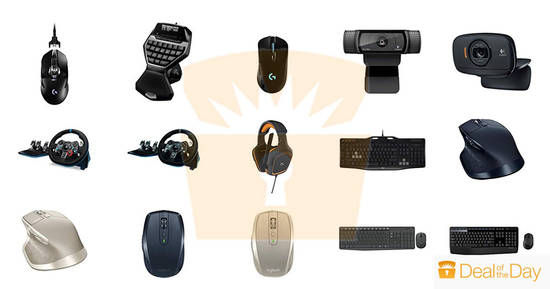 Featured image for Amazon.com 24HR deal: Save up to 50% OFF selected Logitech PC accessories! Ends 25 May 2017, 3pm