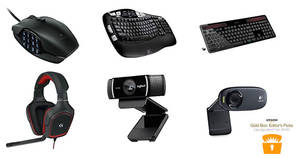 Featured image for Amazon 24hr Deal: Up to 50% off select Logitech PC accessories! Ends 30 Jun 2017, 3pm