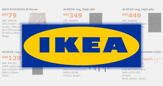 Featured image for IKEA: Save up to RM150 on selected items! Valid from 5 Jun - 9 Jul 2017