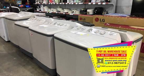 TPot warehouse sale 12 Jul 2017