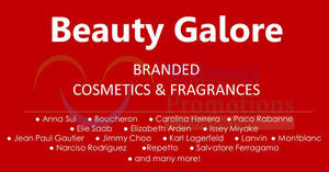 Featured image for Luxasia Beauty Galore (Branded Cosmetics & Fragrances) at 1 Utama! From 25 – 27 Aug 2017